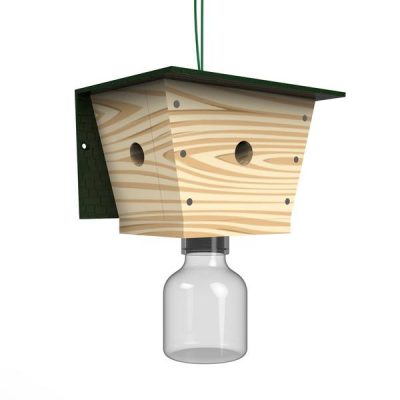 The Best Wood Bee Trap Review Carpenter Bee Traps 2017