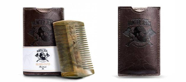Hunter Jack Beard Comb Kit for Men Review