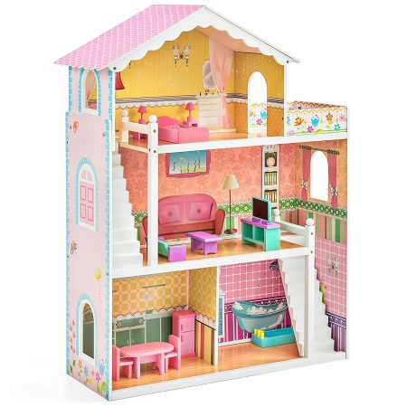 best choice wooden doll house