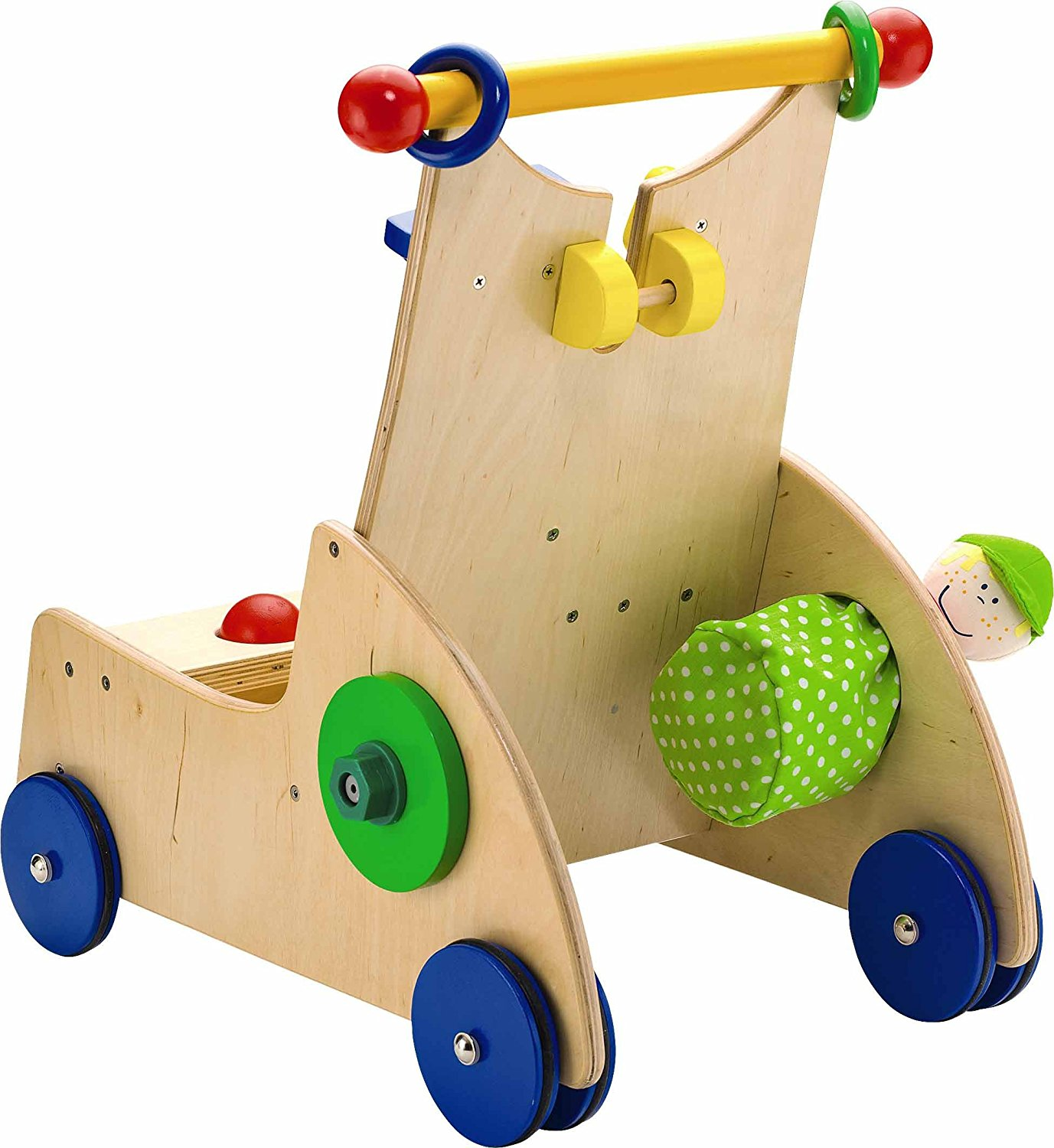 the 5 best wooden baby walkers reviewed *2018*