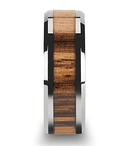 palamaletto wooden tungsten ring 2