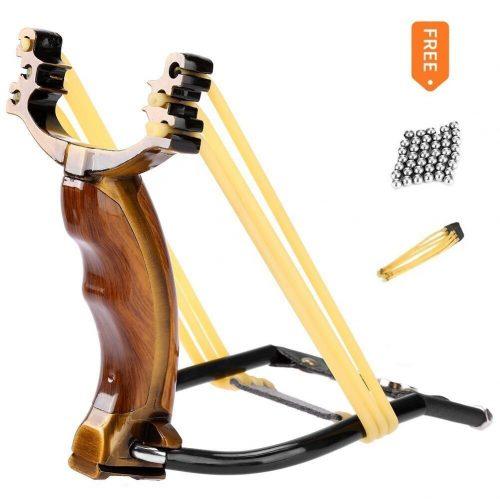 runacc wooden slingshot review