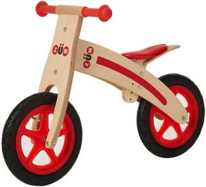 zum cx wooden balance bike review